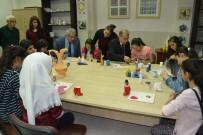 OYUNCAK MÜZESİ - Kız Çocukları Doyasıya Eğlendi