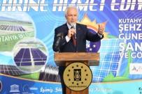 ENERJİ SANTRALİ - Kütahya Belediyesi, Örnek Bir Projeyi Daha Hayata Geçirdi