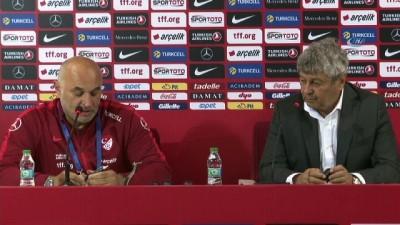 Lucescu Açıklaması 'Soçi'ye Kazanmak İçin Gidiyoruz'
