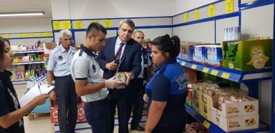 Mardin'de Zabıtadan Marketlere Denetim