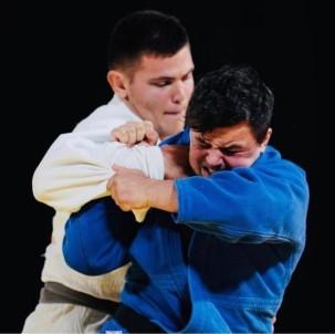 Milli Judocu Aydın derece ile döndü