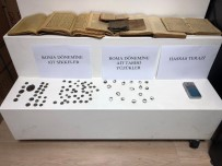 HELENISTIK - Muğla'da Tarihi Eser Operasyonu
