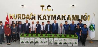 Nurdağı'nda 'Sıfır Atık Projesi' Başladı