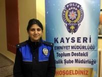 TOPLUM DESTEKLI POLISLIK - Öğrencilere 'Çanakkale Ruhu'  Konulu Konferans Etkinliği Verildi