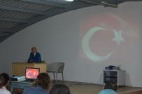ERMENI - Öğrencilere, Sözde Ermeni Soykırım İddiası Ve Gerçekleri Anlatıldı