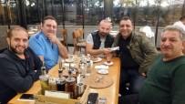 NAMUSLU - (Özel) UBER Şoförü Araçta Unutulan 10 Bin Doları İş Adamına Teslim Etti