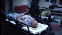 Polislerin Bulunduğu Otomobil Traktöre Çarptı Açıklaması 4'Ü Polis 5 Yaralı