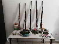 Sakarya'da Uyuşturucu Operasyonu Açıklaması 4 Gözaltı
