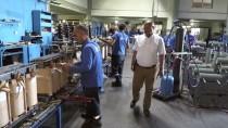 ELEKTRİK TRAFOSU - Şanlıurfa'dan 20 Ülkeye Elektrik Trafosu İhracatı