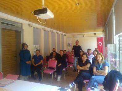 Sarıgöl Devlet Hastanesinde 'İşaret Dili' Kursu