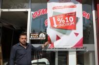 AHMET TURAN - Sivaslı Esnaftan Enflasyonla Mücadeleye Destek