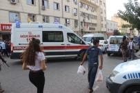 ZIRHLI ARAÇLAR - Siverek Adliyesi Önünde Kavga Açıklaması  8 Yaralı