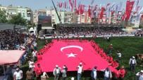 YAĞLI GÜREŞ - Son Er Meydanı Muratpaşa'da Kuruluyor
