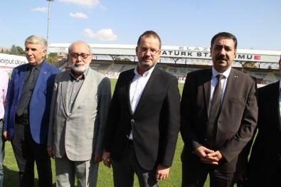 Spor Genel Müdür Yardımcısı Dursun Türk, 'Türkiye'de Şuan Yürüttüğümüz 37 Tane Stadyum Var'