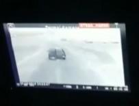 TERÖR OPERASYONU - Teröristlerle yaşanan çatışma kamerada