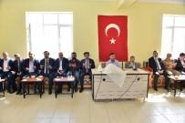 Teröristlerin Şehit Ettiği AK Partili Aktert İçin Mevlit