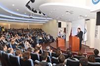 SABANCı ÜNIVERSITESI - TÜBİTAK Başkanı Prof. Dr. Hasan Mandal, ESOGÜ'lü Öğrencilerle