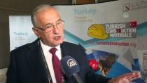 MITHAT YENIGÜN - Türk Müteahhitler 'Kara Kıta'yı İnşa Ediyor