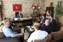 FEDERASYON BAŞKANI - Türkiye Hokey Federasyonu Başkanı Sadık Karakan'dan GBC'ye Destek Teşekkürü