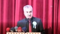 İSMAIL USTAOĞLU - Uluslararası Bitlis Tarihi Ve İdris-İ Bitlisi Sempozyumu