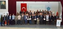 MEHMET ALTAY - Üniversite Öğrencileri Proje Yarışması Bölge Sergisi Ödül Töreni Yapıldı