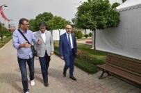 HAVAİ FİŞEK - Vali Demirtaş Açıklaması 'Adana, Lezzet Festivali Coşkusuna Hazır'
