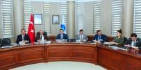 PEYAMİ BATTAL - Van YYÜ'de İşbirliği Toplantısı