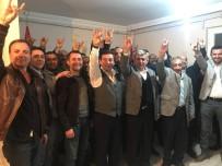 BILECIK MERKEZ - Vezirhan'da MHP'ye Yerel Seçimler Öncesi Katılım