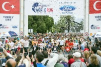 MURAT KAYA - Wings For Life World Run Yine İzmir'de