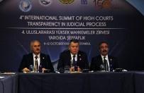 AVRUPA KONSEYİ - Yargıtay Başkanı Cirit Açıklaması 'Türkiye'deki Yargının 5 Ana Kara Deliği Vardır, Birinci Kara Delik Artan İş Yükümüz'