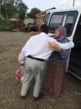 BALCı - Yaşlı Annenin Evlat Hasreti Son Buldu