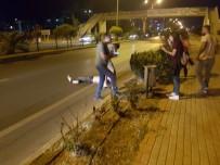 AZERI - Yolun Karşısına Geçerken Otomobilin Çarptığı Yaya Öldü