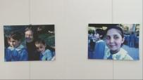 MALTEPE ÜNIVERSITESI - '1+1 Halet İle Nail' Fotoğraf Sergisi Ziyaretçilere Kapılarını Açtı