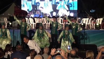 3. Kaleiçi Old Town Festivali Başladı