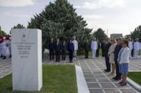 NİHAT DOĞAN - 6. Cumhurbaşkanı Fahri Korutürk Mezarı Başında Anıldı