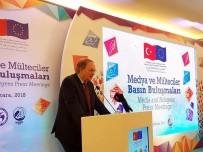 POLITIKA - AB Türkiye Delegasyonu Başkanı Berger Açıklaması 'Türkiye'deki Gazeteciler Dünyaya Ders Verdi'