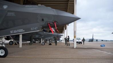 ABD ordusu F-35 kullanımını durdurdu