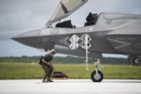 CAROLINA - ABD Ve İsrail'den Sonra İngiltere De F-35 Savaş Uçaklarının Uçuşunu Durdurdu