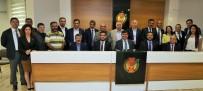 RıDVAN FADıLOĞLU - AK Parti Şehitkamil Heyeti Basınla Buluştu