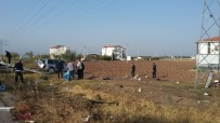 POLİS ARACI - Aksaray'da Polis Aracı Otomobille Çarpıştı Açıklaması 4'Ü Polis 5 Yaralı