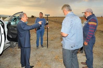 Akşehir Gölü Doğal Sit Alanı Sınırları Yerine Aplike Ediliyor