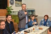 SANAYİ BÖLGELERİ - Aktaş Açıklaması 'Bursa Hepimize Yeter'