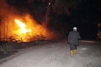 ERENTEPE - Antalya'da Orman Yangını