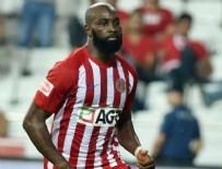 NİCOLAS ANELKA - Antalyasporlu Doukara'nın süpermarket reyonundan Süper Lig'e uzanan yolculuğu