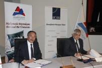 EK KONTENJAN - ARAS EDAŞ Ve Ağrı İbrahim Çeçen Üniversitesi Arasında İşbirliği Protokolü İmzalandı