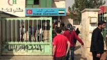 ÖZGÜR SURİYE ORDUSU - Bab Halkı Yeni Hastanesine Kavuşuyor