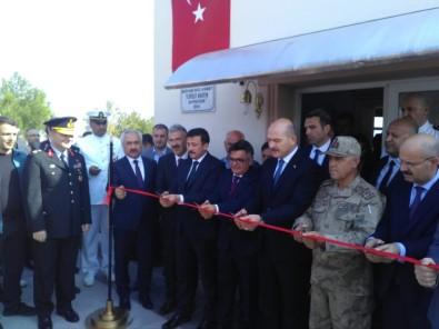 Bakan Soylu, İzmir'de Cami Açılışı Gerçekleştirdi