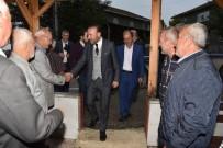 NEVZAT DOĞAN - Başkan Doğan Köy Ziyaretlerine Devam Ediyor