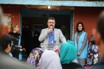 YEŞILTEPE - Başkan Taşçı Açıklaması 'Atakum'u Yarınlara Hazırlıyoruz'
