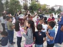 Belediyeden Çocuklara Özel 'Park Etkinliği'